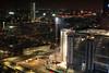 floodlight on building (edwin van buuringen) Tags: city building skyline night office ministry denhaag thehague hdr vrom dynamicphotohdr sonyslt77v