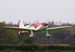 G-CEHS Cap 10B (amisbk196) Tags: uk kent unitedkingdom aircraft aviation cap amis 2015 10b headcorn lashenden gcehs