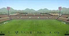 Estadio Heraclio Tapia (Alvaro Del Castillo) Tags: estadios copamovistar