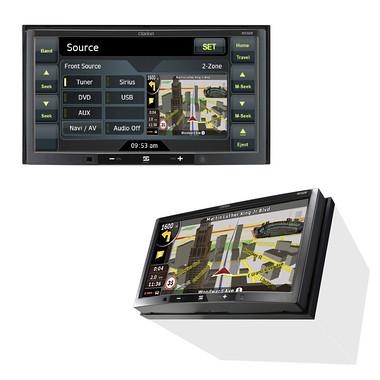 Clarion NX509/ NX509E/ NX509Aの写真