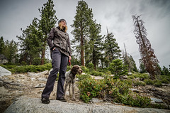 Kim & Sophie Yosemite