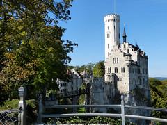 Schloß Lichtenstein (MsAndi63) Tags: autumn castle herbst schwäbischealb albtrauf schloslichtenstein panasoniclumixfz150