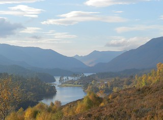 Loch Affric, Glen Affric, Oct 2015, 100th picture on Explore