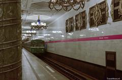 20151021 Metrostation Avtovo (Travel4Two) Tags: rusland c0 sanktpeterburg sintpetersburg s0 3700k adl4