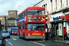 DMS2528 (Sparegang) Tags: wimbledon parkroyal londontransport londonbuses dms daimlerfleetline dmsclass suttonbus dms2528 thx528s