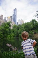 June in New York