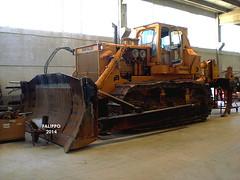 Fiat-Allis 31 (Falippo) Tags: bulldozer fiatallis apripista