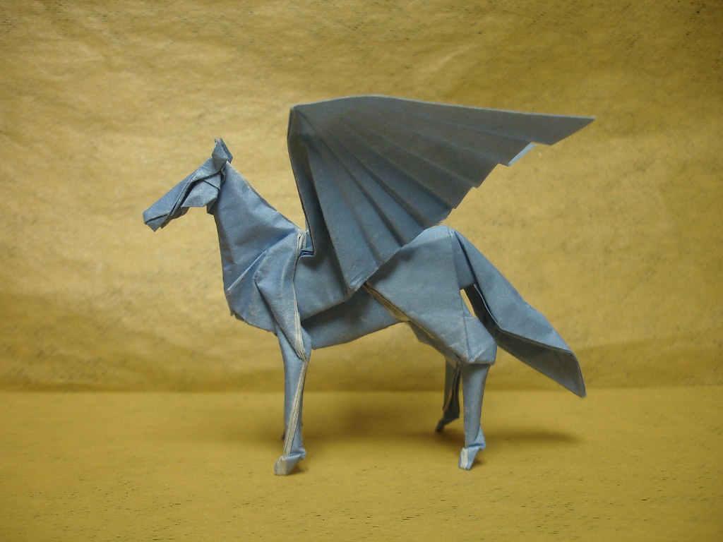 The Worlds Best Photos Of Origami And Pegasus Flickr Hive Mind
