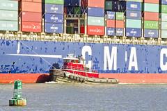 r_151123174_skelsisl_a (Mitch Waxman) Tags: newyorkcity newyork ship cargo tugboat statenisland moran newyorkharbor killvankull johnskelson