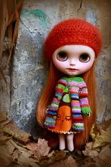Autumn girl Jette