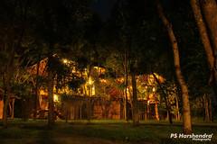 Saraii Village Tree House (PS Harshendra) Tags: nightphotography outdoors wildlife treehouse nightview srilanka lk eco animalkingdom nighlife ecovillage yala natgeo travelphotography yalanationalpark srilankahotel canon60d travelsrilanka saraii discoversrilanka wildsrilanka saraiivillage