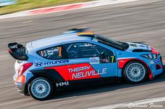 Monza Rally Show 2015 (emanuele.fossen) Tags: italy car monster race italia rally wheels fast racing wrc drift autodromo monza rallycar neuville hiunday rallyshow