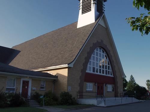 Eglise St-Pierre I.O. Church