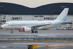 A7-MHH | Airbus A319-115(CJ) | Qatar Amiri Flight (cv880m) Tags: newyork kennedy jfk kjfk a7mhh airbus 319100 319115 cj corporatejet qatar bizjet qataramiriflight a319 babybus