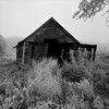 Shed, Washington (austin granger) Tags: shed washington frost winter palouse cold decay disuse time impermanence ruin square film gf670