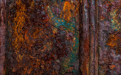 Metamorphosis (Junkstock) Tags: abstraction abstract color closeup corrosion corroded decay decayed downeast iron newengland maine rust rusty rustyandcrusty rusted textures texture weathered