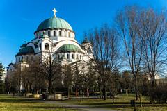 St. Sava (mucahits) Tags: sava cathedral beograde belgrade view београд савe temple