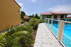 Les Palmes du Moulin - Location de gîtes à Marie-Galante (grégorygustarimac) Tags: bungalow logement guadeloupe piscine plage vacance jardin calme romantique gîte location mariegalante mer holidays