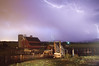 Storm on The Farm (Striking Photography by Bo Insogna) Tags: lightning lightening weather storms thunderstorms barns farm farms redbarns ranches rural lohrmcintoshfarm mcintoshfarm agricultural agriculturalheritagecenter bouldercounty openspace longmont colorado silo windmill cattlerun seasons summer stormchasers coloradoweather landscapes monsoon nature night scenic severeweather skies sky skyscape storm strike supercell thelightningman