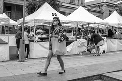 Big Eyes (Wim Kantona) Tags: black blackandwhite bnw bw monochrome white blacknwhite walk walker city street streets urban candid life streetlife citylife close streetshot streetphotography moment moments light shadow public face faces look looks pyrmont sydney