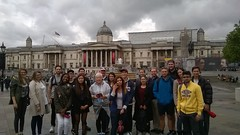 Free London Landmarks (West) Tour (strawberrytours) Tags: london england londontour londonhistory royaltour royals royallondontour westlondon trafalgarsquare nationalgallery