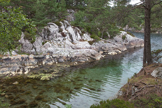 Pristine waters