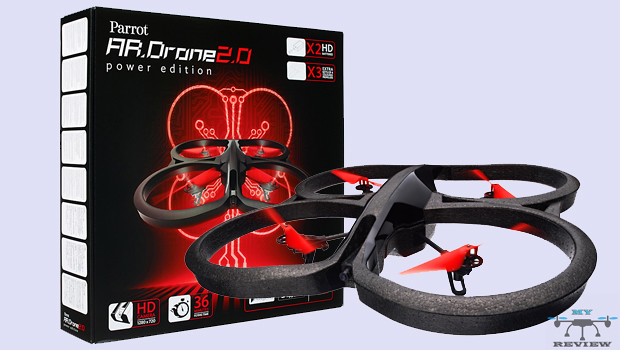 drone review news technology