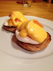 Ends benedict served up by Team Deux Frere's Alex and Jade