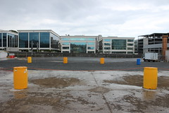 Empty car park (neil.bather@xtra.co.nz) Tags: newmarket auckland new zealand carpark weather cityscape city