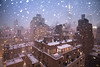Midtown East Snow-2 (RBudhu) Tags: cityscape empirestatebuilding midtown midtowneast newyorkcity snow