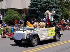 OH Columbus - Doo Dah Parade 28 (scottamus) Tags: columbus ohio franklincounty doodahparade parade fair festival 2014