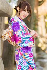 278A0125 (tsuchinoko36) Tags: 撮影会 モデル タレント キャスター 撮影 写真 ポートレート 振袖 photo japan furisode 小越しほみ レースクイーン 浅草 riddle撮影会 portrait 着物 kimono