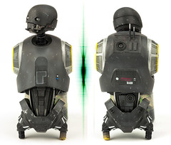 K-2SO wip (Andy R Moore) Tags: starwars rogueone droid