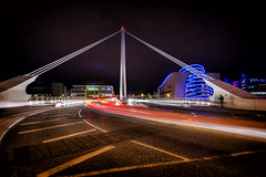Samuel Beckett Bridge (Free Derry) Tags: dublin ireland