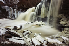 The Rain Shall Come Down (wilbias) Tags: ontario canada winter water cold long niagara waterfall falls memorial exposure area creek 40 region lower conservation mile beamer grimsby forty escarpment