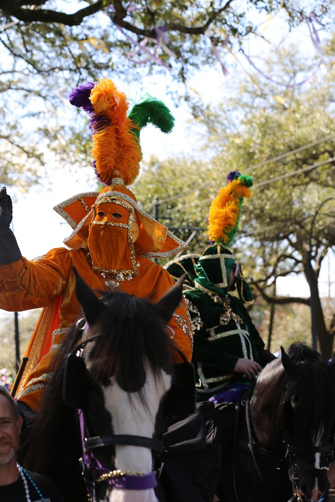 Mardi Gras parade weekend gets started in New Orleans ...