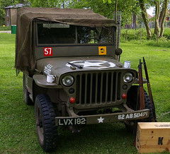 WW2 Jeep (Whipper_snapper) Tags: uk england jeep gb ww2 essex gunpowder walthamabbey royalgunpowdermills lvx182