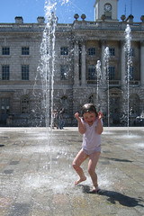 Summer at Somerset House - by Mr Jaded