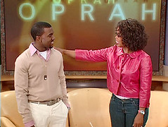 Kanye West on Oprah