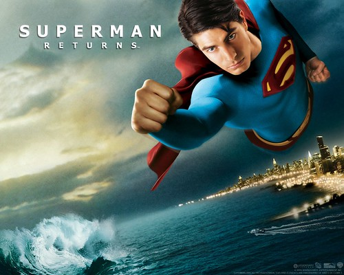superman returns. wallpaper. Superman Returns Wallpaper