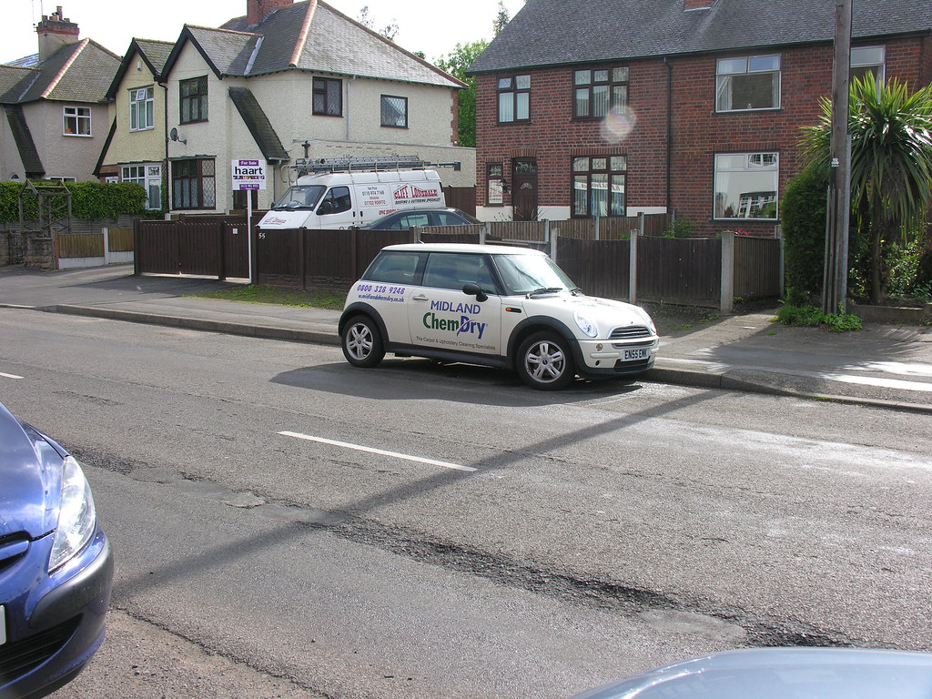 Midland Chem Dry mini in Wilford Road