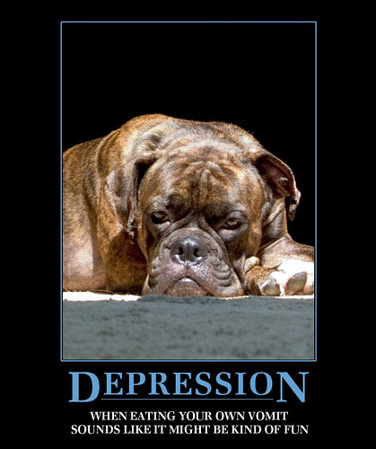 Demotivation: Depression
