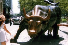 NYC - Bowling Green: Charging Bull