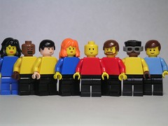 The Crew of NCC-1701-D