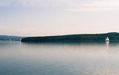 Towards lake Baikal