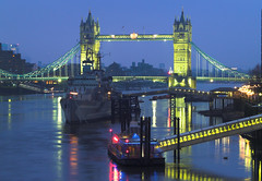 Tower Bridge At Dawn (Louis Dobson (formerly acampm1)) Tags: london towerbridge londonbridge bravo searchthebest quality