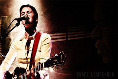 (Grace_L) Tags: show portrait people musician music woman rock club digital israel intense concert nikon guitar stage d70s hard deep highcontrast singer emotions israeli zappa ronitshachar