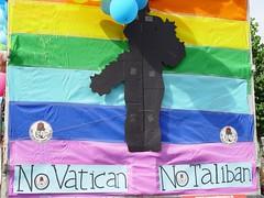 No Vatican... No Taliban