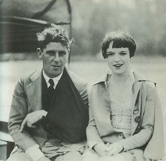 Louise Brooks and Eddie Sutherland. (carbonated) Tags: sling louisebrooks digthosecrazybuttons