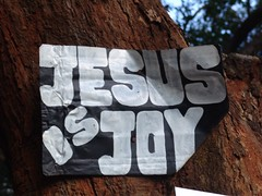 Jesus is joy